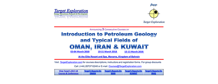 INTRODUCTION TO PETROLEUM GEOLOGY AND TYPICAL FIELDS OF OMAN